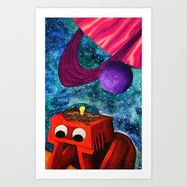iRobot Art Print
