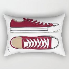 All Star Red v3 Rectangular Pillow