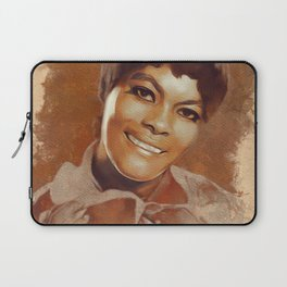 Dionne Warwick, Music Legend Laptop Sleeve
