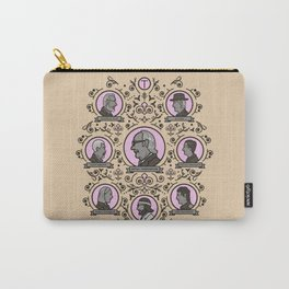 The Royal Tenenbaums and friends Carry-All Pouch