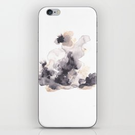 170714 Abstract Watercolour Play 7  Modern Watercolor Art   Abstract Watercolors iPhone Skin