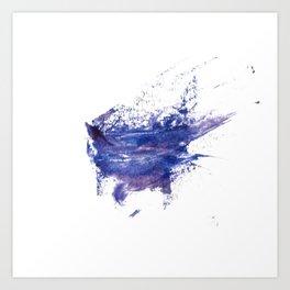 Embrace the Chaos Art Print