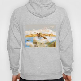 The City Of The Dragon Hoody