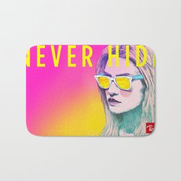 Ray-Ban Never Hide Bath Mat