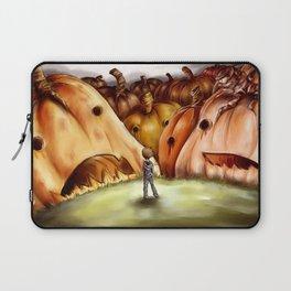 November 1st Pumpkin Patch Laptop Sleeve