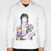 prince Hoodies featuring Prince by Zooey Art