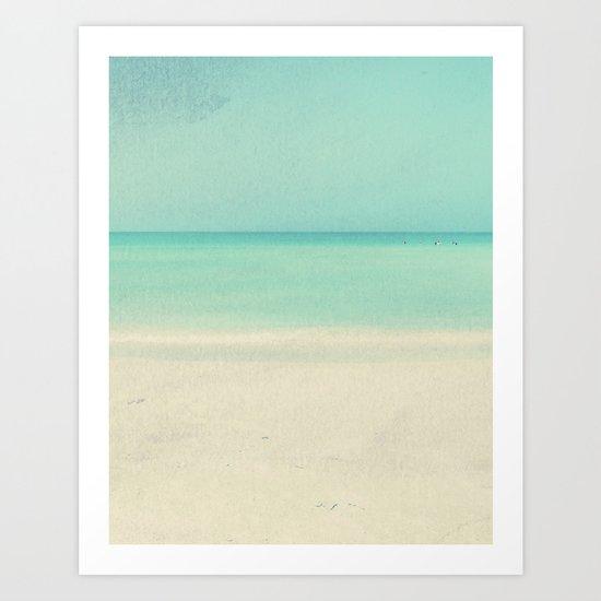 Ocean Dreams #2 LONG Art Print