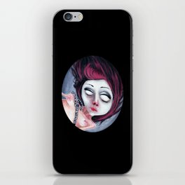 Dolls from the dark side: Drowned iPhone Skin