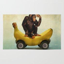 Chimp my Ride Rug