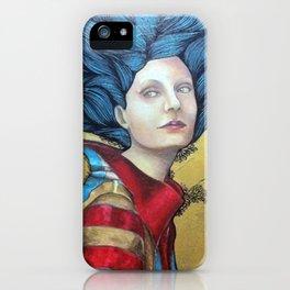 azul iPhone Case