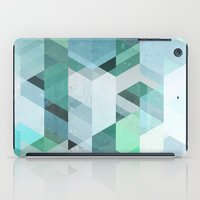 nordic iPad Cases featuring Nordic Combination 22 by Mareike Böhmer