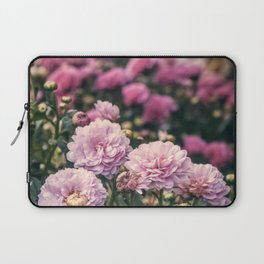 Small Flowers Photo    classic Laptop Sleeve