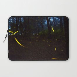 Fireflies Laptop Sleeve