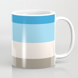 North Coast, palette Coffee Mug