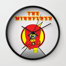The Mionflash Wall Clock