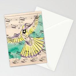 Mandolin Waltz Stationery Cards