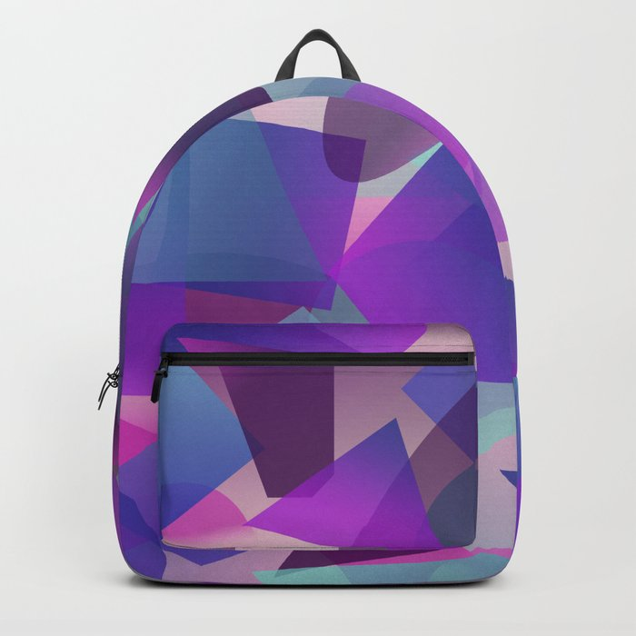 Abstract cube II Backpack