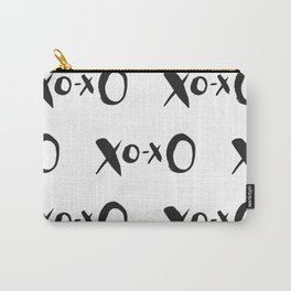 Kisses XOXO Carry-All Pouch