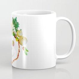 Garden Face Coffee Mug
