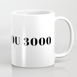 Endgame: I Love You 3000 Coffee Mug