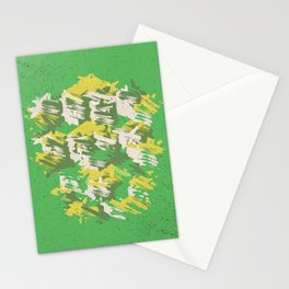 Green Summer P1 Stationery Cards