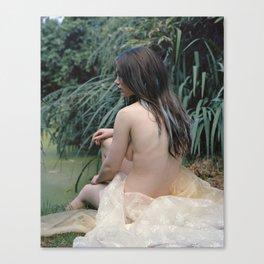 MerGirl Canvas Print