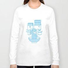 Ramen Set Long Sleeve T-shirt