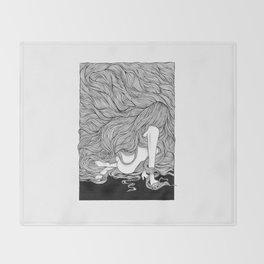 AD INFINITUM Throw Blanket