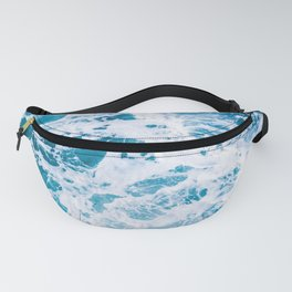 Perfect Ocean Sea Waves Fanny Pack