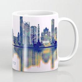 Kolkata Skyline Coffee Mug