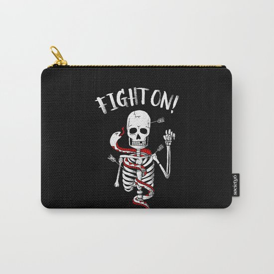 FIGHT ON! Carry-All Pouch