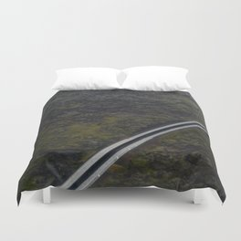 Meeting by chance Duvet Cover
