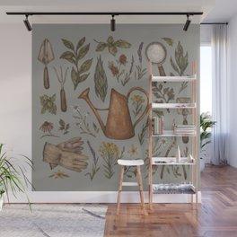 Gardening Wall Mural