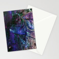 Purple vision Stationery Cards