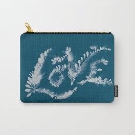 Love Cyanotype Carry-All Pouch