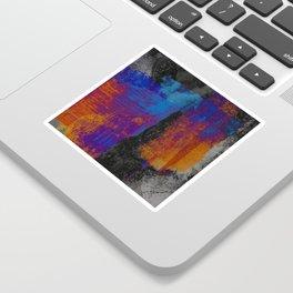 Neon Grunge 3 Sticker