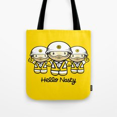 HELLO NASTY Tote Bag