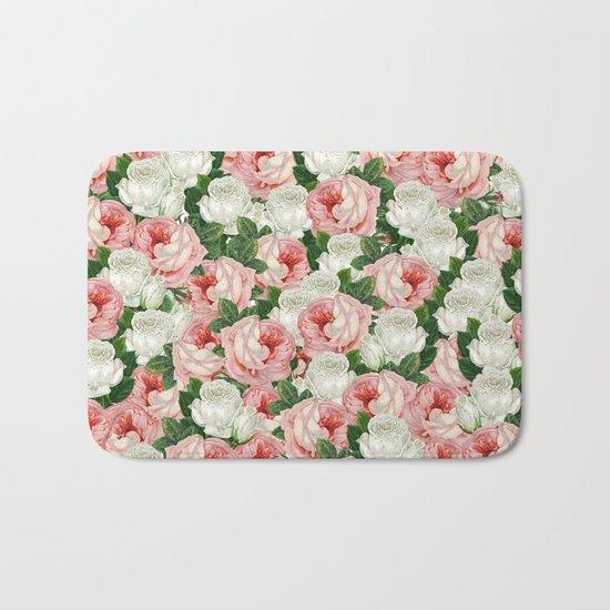 Juliet -  Romantic Roses Bath Mat