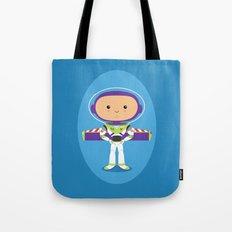 Space Ranger Tote Bag