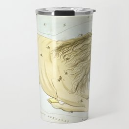 Sidney Hall - Urania's Mirror (1824) - Capricorn Travel Mug