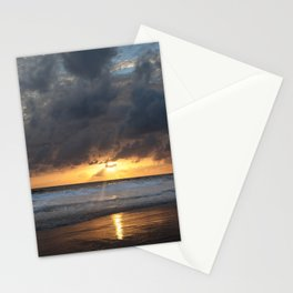 Sunset on Karon Beach Stationery Cards