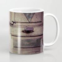 door Mugs featuring door by Deviens