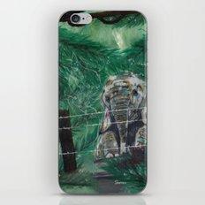 Trepidation iPhone & iPod Skin