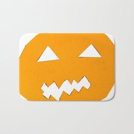 Halloween holiday Bath Mat