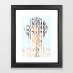 The IT Crowd Framed Art Print