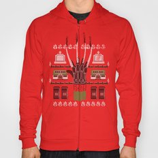 Ugly Nightmare of a Sweater Hoody