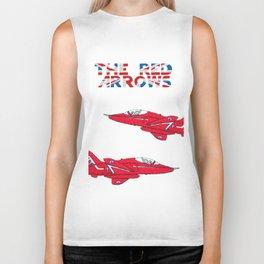 The Red Arrows Biker Tank