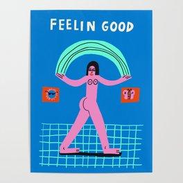 Feelin Good Poster