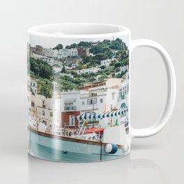 Capri Italy Fine Art Print Coffee Mug