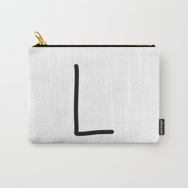 L LOVE Carry-All Pouch